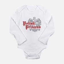 Polish Princess Body Suit