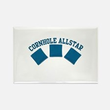 Cornhole Allstar Rectangle Magnet