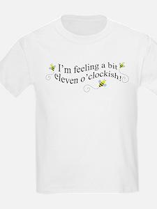 eleven o'clockish bee T-Shirt
