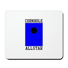 Cornhole Allstar Mousepad