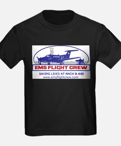 EMS Flight Crew Fixed Wing T-Shirt