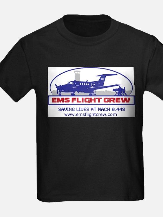 EMS Flight Crew Fixed Wing T-Shirt