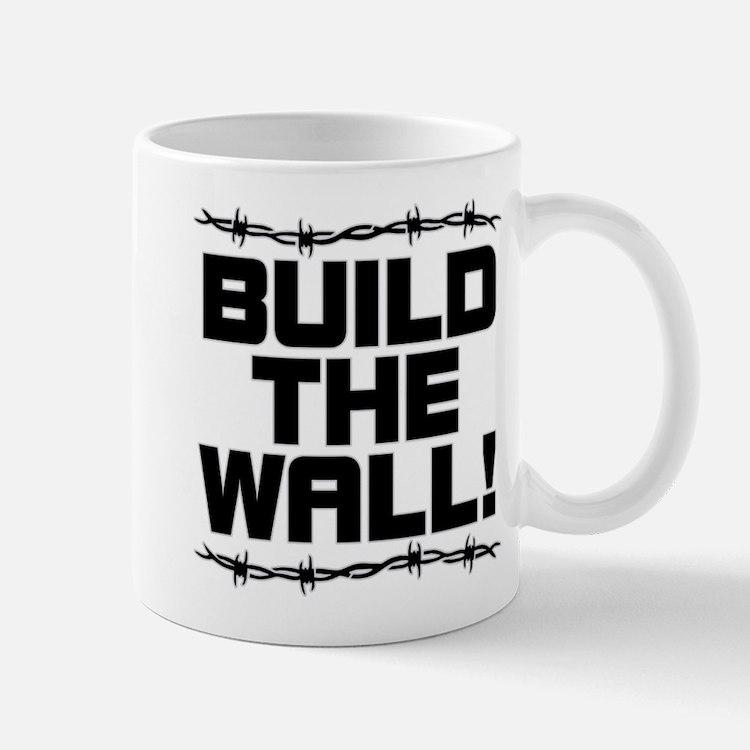 BUILD THE WALL! Mug