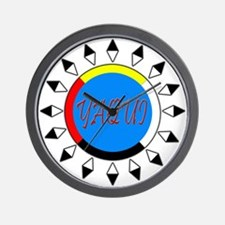 Yaqui Wall Clock