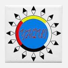 Yaqui Tile Coaster