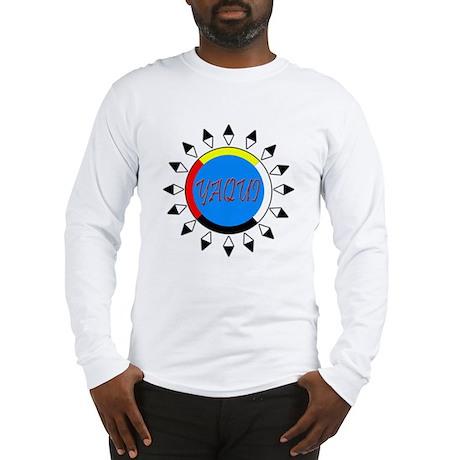 Yaqui Long Sleeve T-Shirt