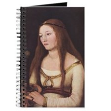 Medieval Gothic Woman Journal
