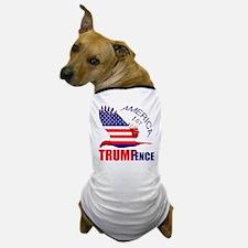 Trump Pence America 1st Dog T-Shirt