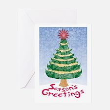 Holiday Tree Greeting Card