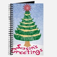 Holiday Tree Journal