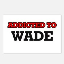 Addicted to Wade Postcards (Package of 8)