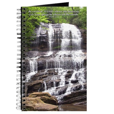 """Glory"" Waterfall Journal"