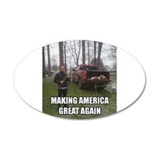 GREAT AMER PRODUCTS Wall Decal