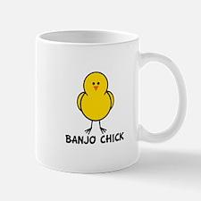 Banjo Chick Mugs