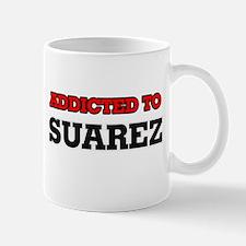 Addicted to Suarez Mugs