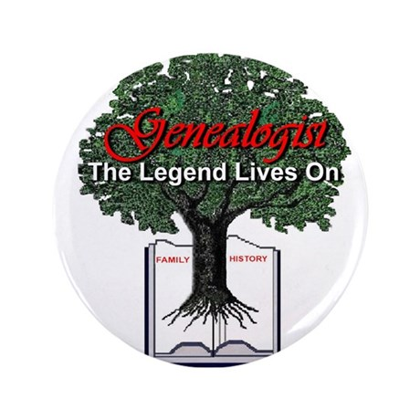 "The Legend Lives On 3.5"" Button (100 pack)"