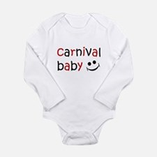 """Carnival Baby"" Infant Creeper Body Suit"
