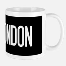 Britain: British Flag & London Mug