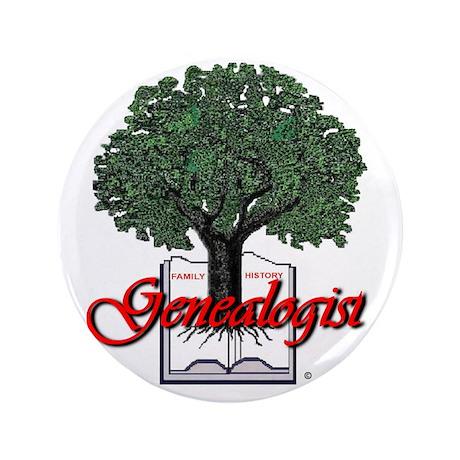"Genealogist 3.5"" Button"