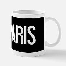 France: French Flag & Paris Mug