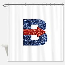 billary Shower Curtain