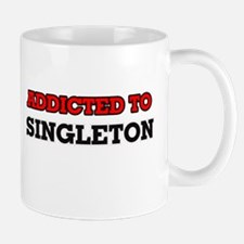 Addicted to Singleton Mugs