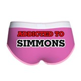 Gene simmons Ladies Boy Shorts