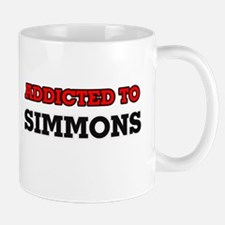 Addicted to Simmons Mugs