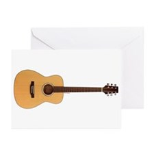 Acoustic Guitar Greeting Cards (Pk of 20)