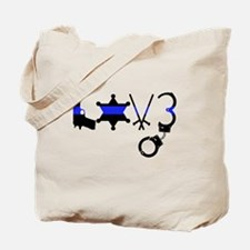 Cute Leo Tote Bag