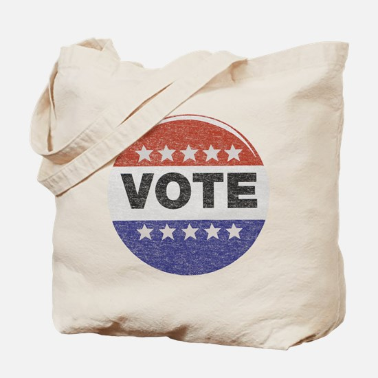 fadedVoteButton.png Tote Bag
