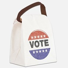 fadedVoteButton.png Canvas Lunch Bag