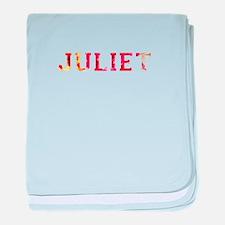 Romeo and juliet baby blanket
