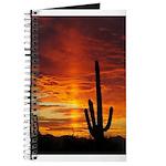 Saguaro Sunset Journal