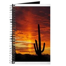 Saguaro Sunset Journal