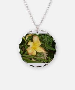 Daylilies Necklace