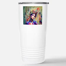 Cute Color your life Travel Mug