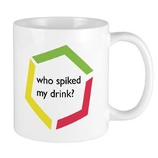 who spiked my drink? mug