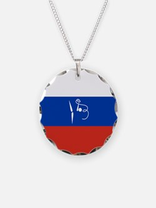 Team Rhythmic Russia Necklace