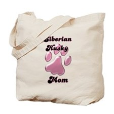 Husky Mom3 Tote Bag