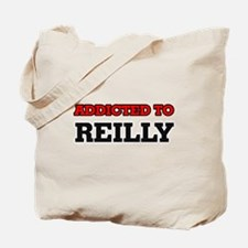 Addicted to Reilly Tote Bag