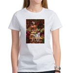 Path / Pitbull Women's T-Shirt