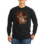 Path / Pitbull Long Sleeve Dark T-Shirt