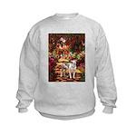 Path / Pitbull Kids Sweatshirt