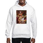 Path / Pitbull Hooded Sweatshirt