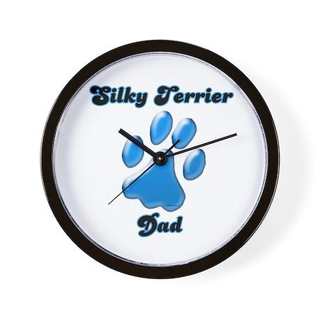 Silky Dad3 Wall Clock