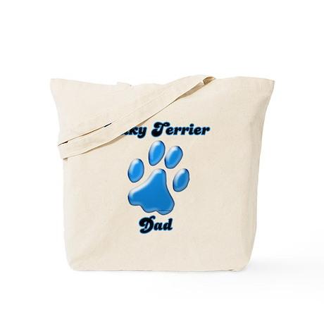 Silky Dad3 Tote Bag