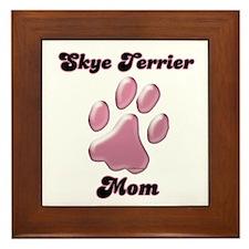 Skye Mom3 Framed Tile
