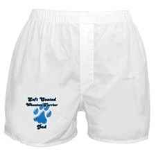 Wheaten Dad3 Boxer Shorts