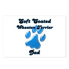 Wheaten Dad3 Postcards (Package of 8)